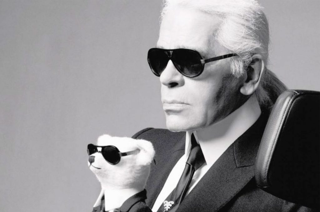Modisto Karl Lagerfeld falleció a los 85 años