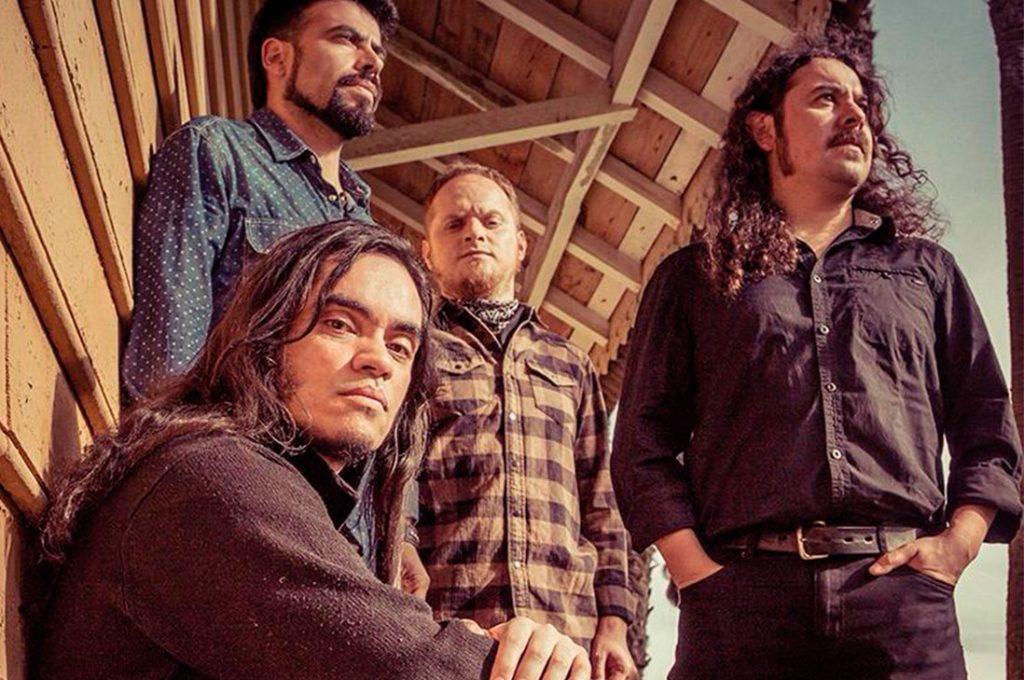 """""""Los Muertos Rock""""  Presenta single """"Vida de Bandidos"""" en Bar de René"""