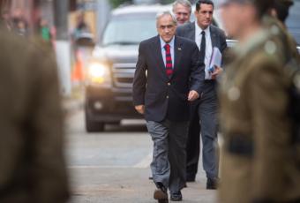 Piñera le para el carro a la oposición ante críticas por su viaje a Cúcuta