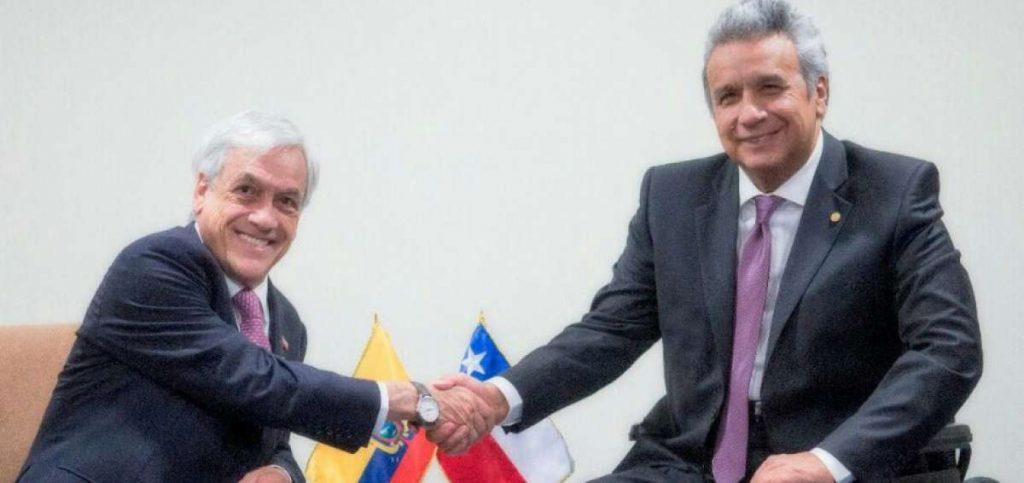 """Piñera respalda creación de PROSUR y acusa que UNASUR """"fracasó por exceso de ideologismo"""""""