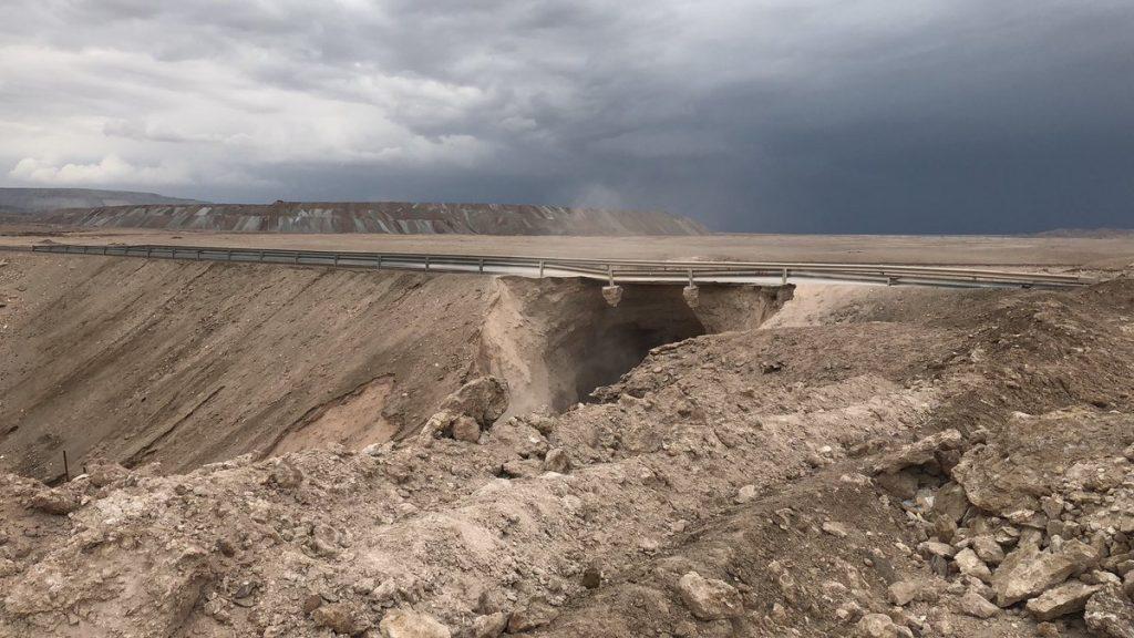Cierre de Chuquicamata por temporal se transforma en noticia mundial