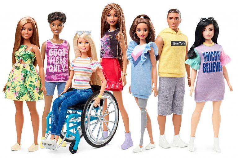Barbie Fashionistas, un paso más hacia la inclusión