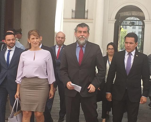 Subsecretario Ubilla coordina con organizaciones de Venezuela en Chile ayuda humanitaria