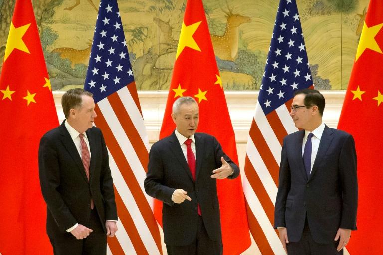 """En el """"Día del Amor"""" China y EEUU reanudan negociaciones para evitar Guerra Comercial"""