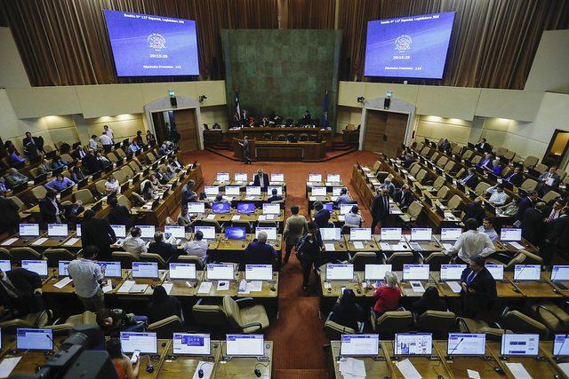 Otro proyecto legislativo del Gobierno sufre revés: se posterga reducción de parlamentarios