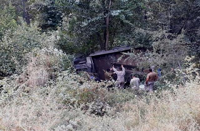 Ejército confirma la muerte de un Soldado Profesional en accidente ocurrido en Alto Biobío