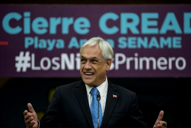 """Piñera al cerrar cuestionado centro del SENAME en Valparaíso: """"La responsabilidad por los niños más vulnerables es de todos"""""""