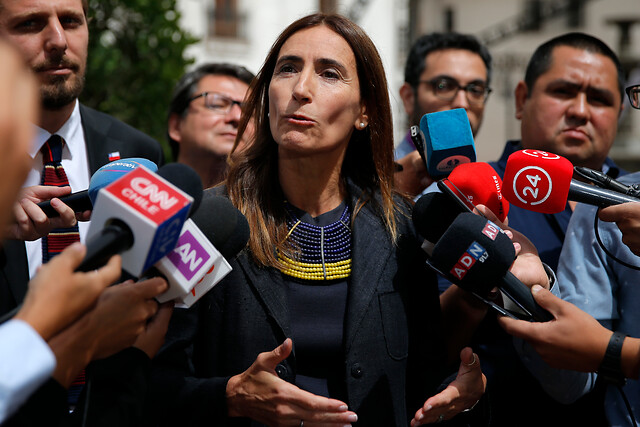 Ministra Schmidt confirma realización de la COP25 en Chile con un costo de US$35 millones