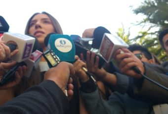 Esposa de Guaidó acusa a Maduro de tomar represalias contra opositores tras informe de la ONU