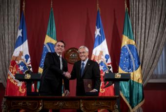 Presidentes de Chile y Brasil firman 9 compromisos para fortalecer relación bilateral