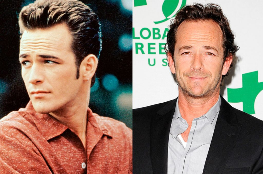 Actor Luke Perry falleció este lunes a causa de un derrame cerebral