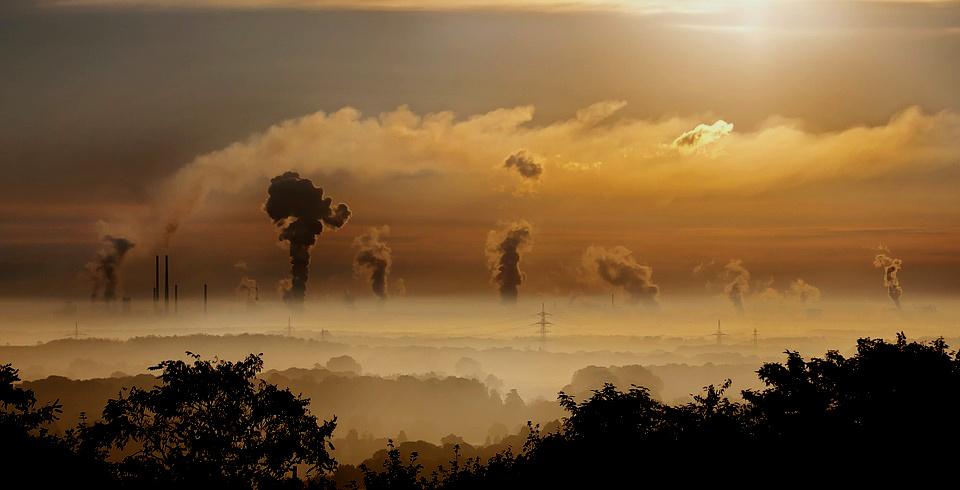 Alerta mundial: Aumentan las emisiones de CO2 en 1,7% y se acelera Calentamiento Global