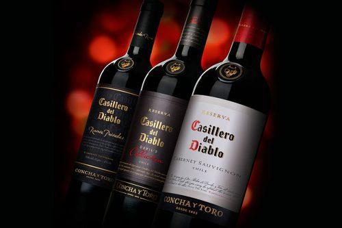 Casillero del Diablo es reconocida nuevamente como la segunda marca de vino más poderosa del mundo