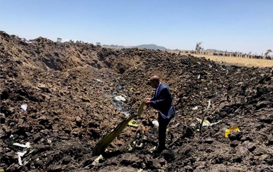 Avión de Ethiopian Airlines se estrella en ruta a Nairobi: Todos los pasajeros muertos