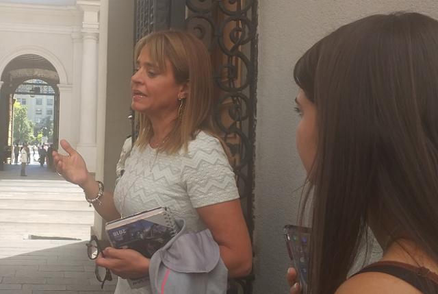 """UDI reacciona fuerte ante """"falta de respeto"""" de Chaín al Presidente Piñera"""