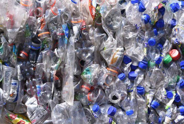 La ruta del reciclaje de botellas PET