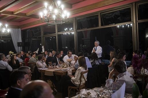 Senador Pugh explica lo que les pidió el Presidente a los parlamentarios en Cerro Castillo