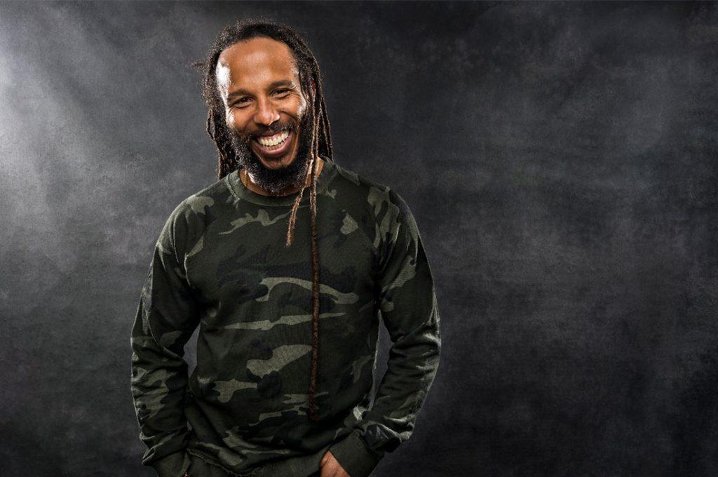 Marley Coffee presenta Ziggy Marley y los Sideshows de Reggae