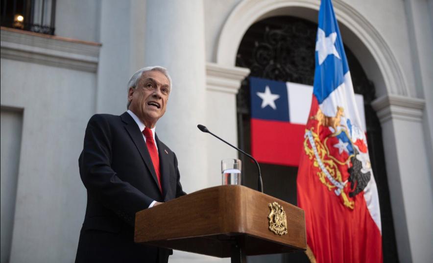"""Piñera valora pronunciamiento de Bachelet por Venezuela, pero asegura que falta condenar la """"dictadura"""" de Maduro"""