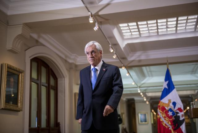 """Piñera y reforma a las Isapres: """"Hará que no tengan siquiera la tentación de abusar"""""""