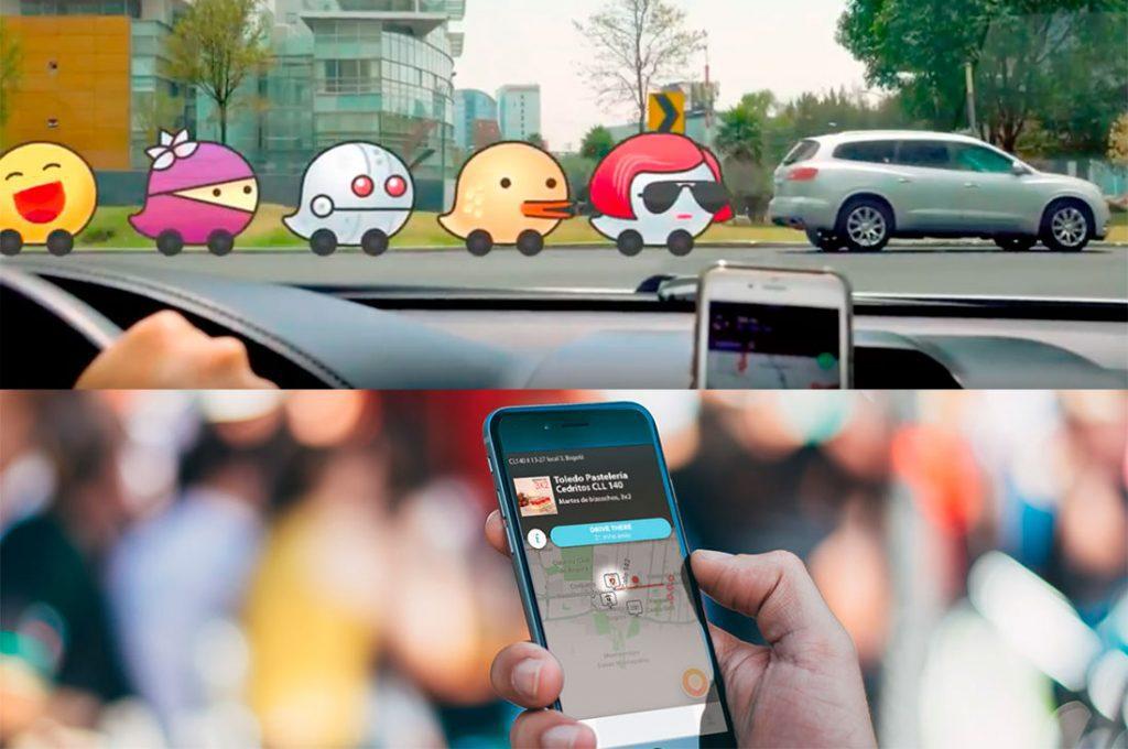 Los trucos de Waze que ayudan con el tráfico de la primera semana de marzo en Santiago