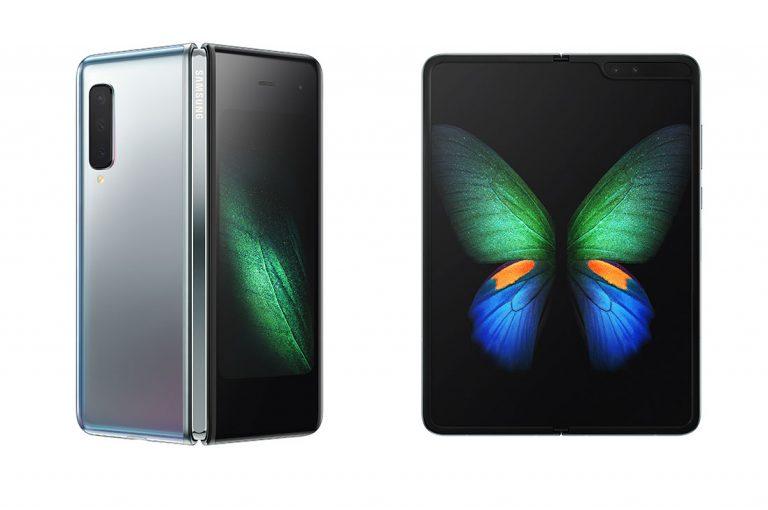 Este es el nuevo Galaxy Fold, el único smartphone plegable