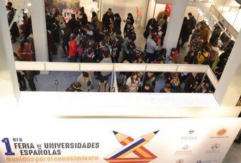 """Universidades españolas visitan Santiago en la primera """"Feria Estudiar en España"""""""