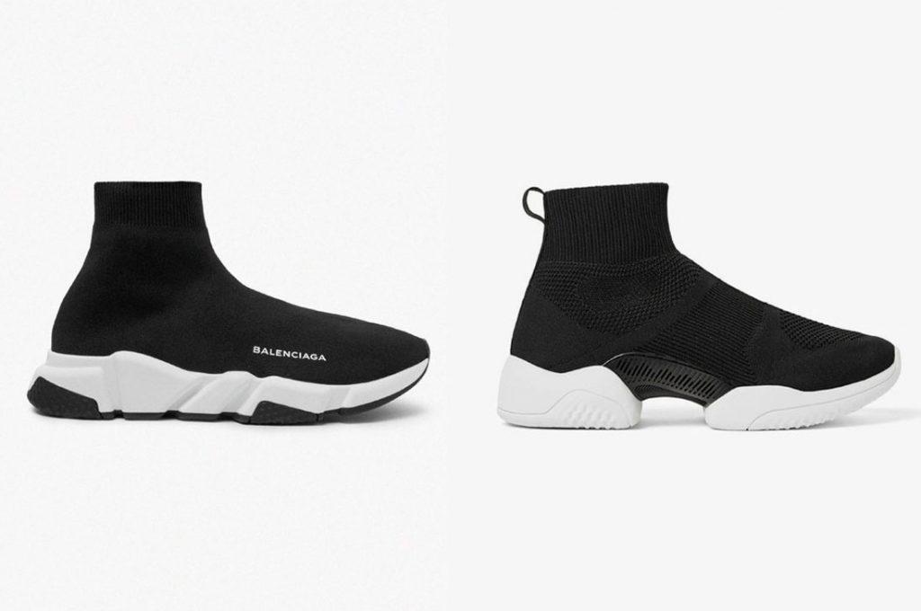 Zapatillas de lujo v/s Fast Fashion ¿Cuáles debes comprar?