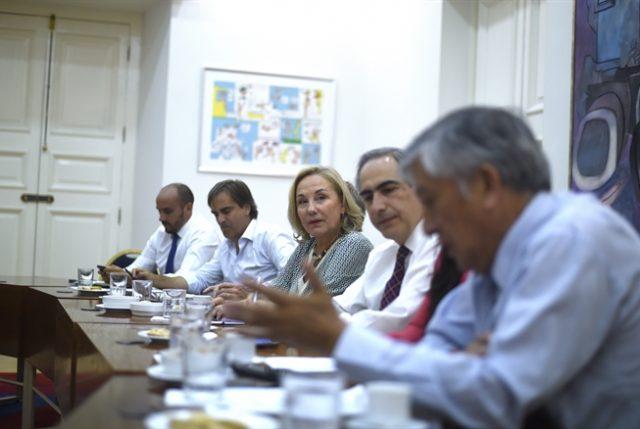 Cecilia Morel anuncia inédito comité de coordinación legislativa del Adulto Mayor
