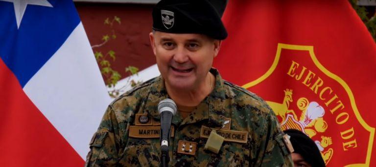 Comandante en jefe del Ejército fija un exigente código de conducta desde soldado a general