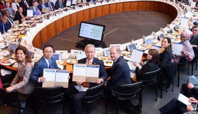 Ministerio de Hacienda lanza la Coalición de Ministros de Finanzas para la Acción Climática