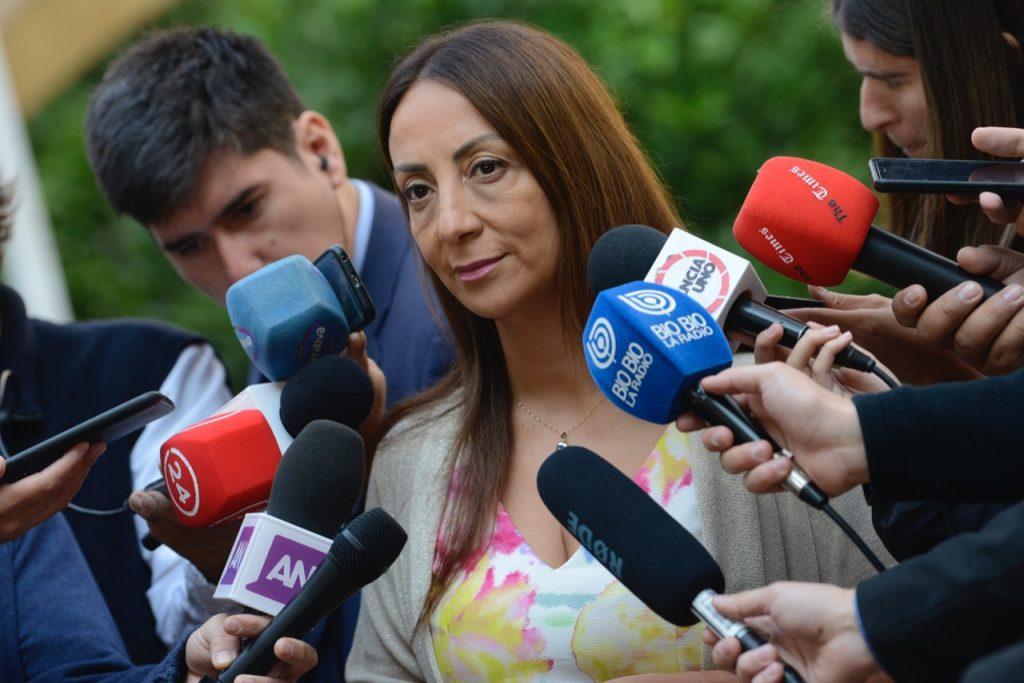 """Ministra Pérez llama a la """"otra oposición"""" a reflexionar por reforma tributaria"""