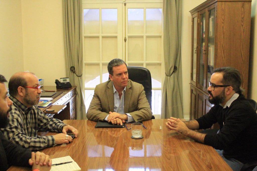 Senador Harboe anuncia ingreso de proyecto de matrimonio igualitario a la comisión de Constitución