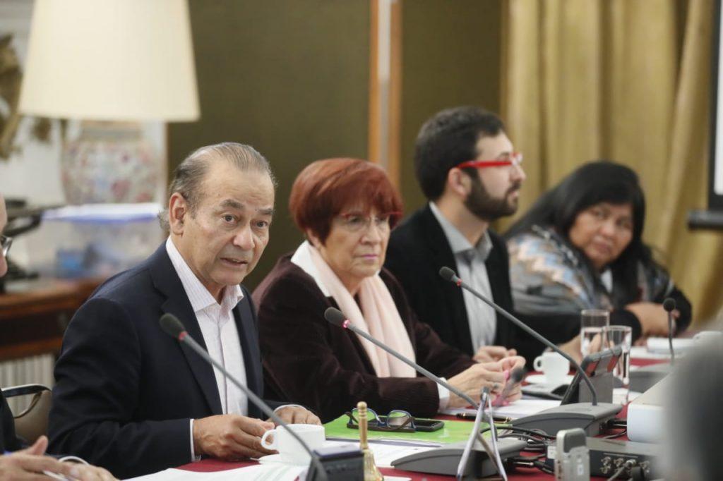 Ausencia de exCarabineros hace fracasar sesión de comisión investigadora por muerte de Catrillanca
