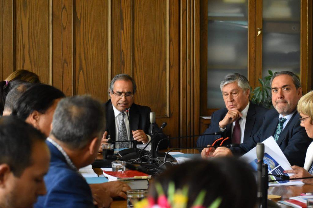Comisión Zonas Extremas solicitará financiamiento real para nuevo Sistema de Carga Cemográfica