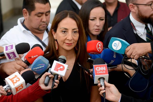 """Gobierno preocupado por irregularidades en elecciones del PS y pide """"no hacerse los lesos"""""""