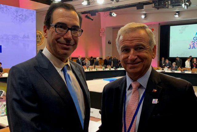 Chile y EEUU avanzan en Tratado de Doble Tributación entre ambos países