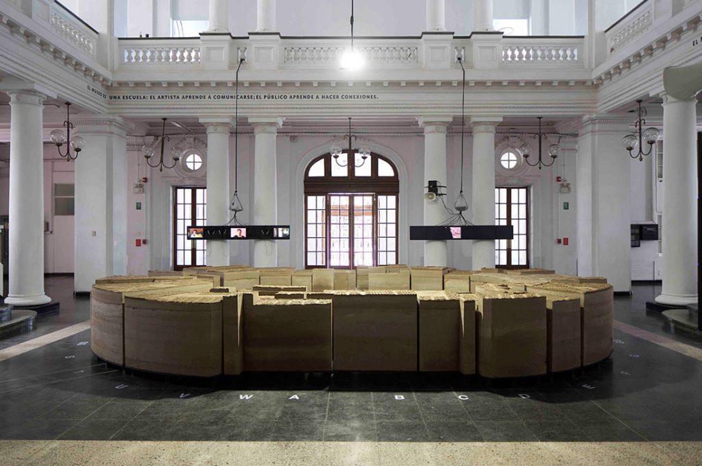 Último Pabellón de Chile en la Bienal de Arquitectura de Venecia se presenta en MAC Quinta Normal