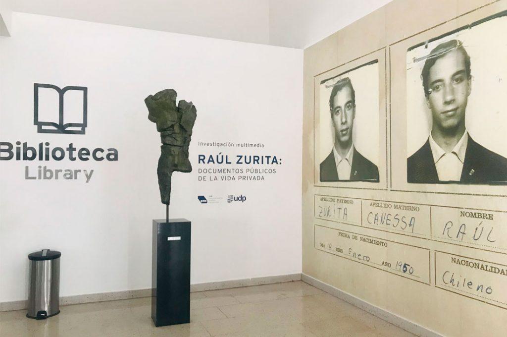 Raúl Zurita y su vida en multimedia