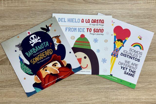 Fundación Educacional Crecer con Todos presentan libros sobre migración e interculturalidad