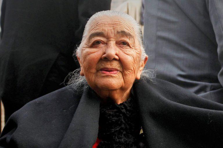 """Reinauguran """"Memorial a las Víctimas de Derechos Humanos de San Joaquín"""" y rinden homenaje a Anita Gonzalez"""