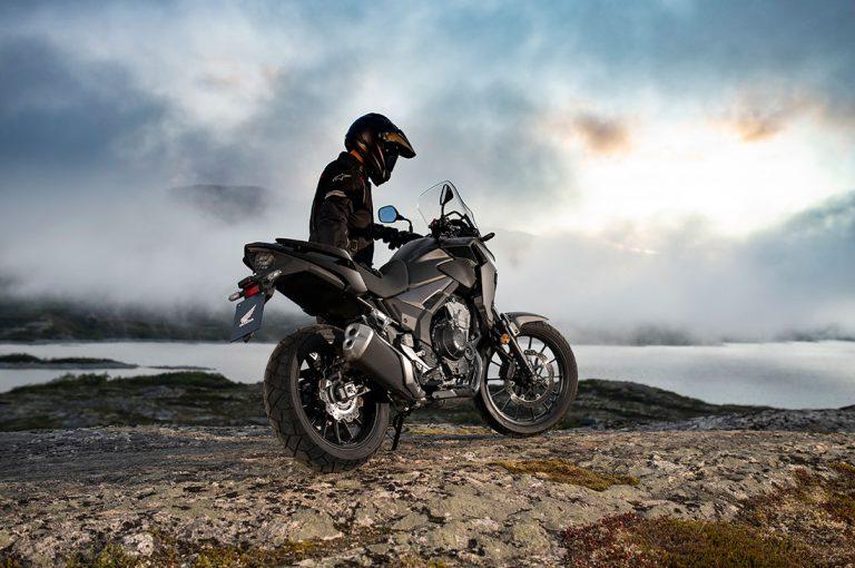 Conoce la nueva moto Honda CB500X 2019