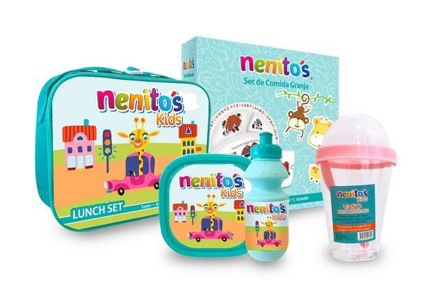 """""""Nenitos"""" te ayuda con el kit para la colación del bebé"""