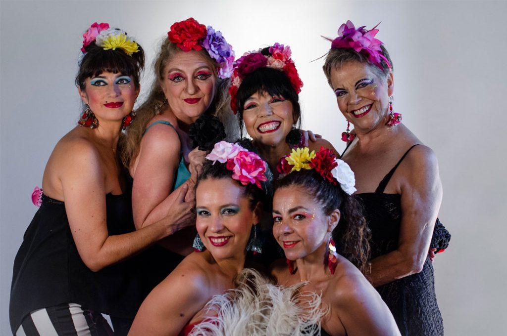 """""""Las Reinas del Mambo"""" festeja sus 20 años con única función"""