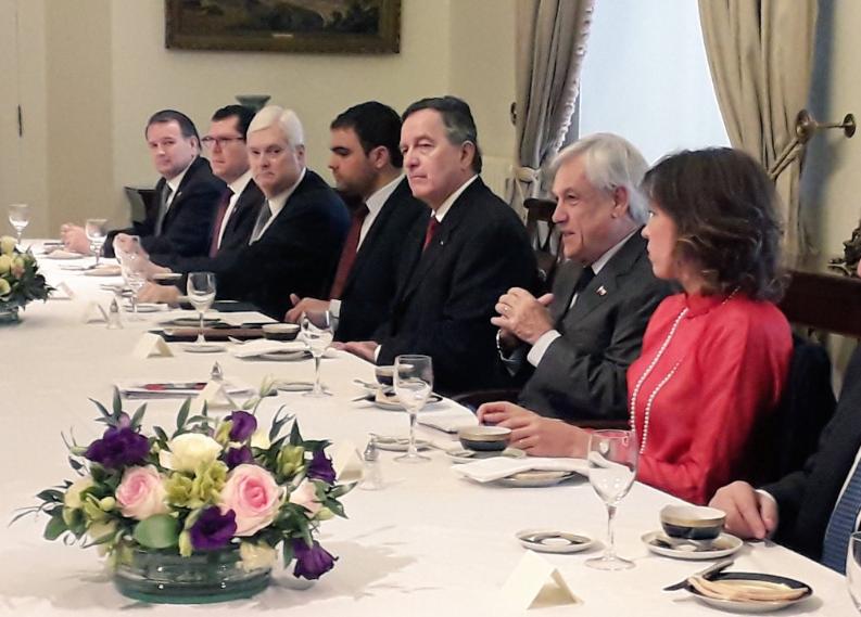 """Piñera recupera tono anti Maduro y pide a Grupo de Lima seguir """"fortaleciendo"""" la presión contra Venezuela"""