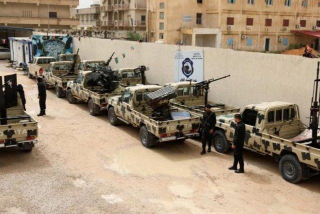 Libia: Fuerzas del mariscal Haftar siguen bombardeando Trípoli