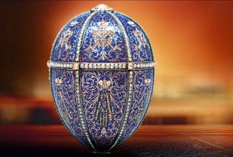 La lujosa tradición rusa de los huevos Fabergé