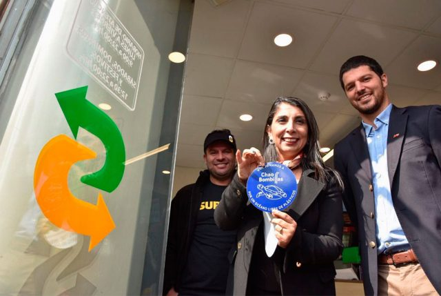 Subway Chile y la Intendencia Metropolitana se unen para decir #ChaoBombillas