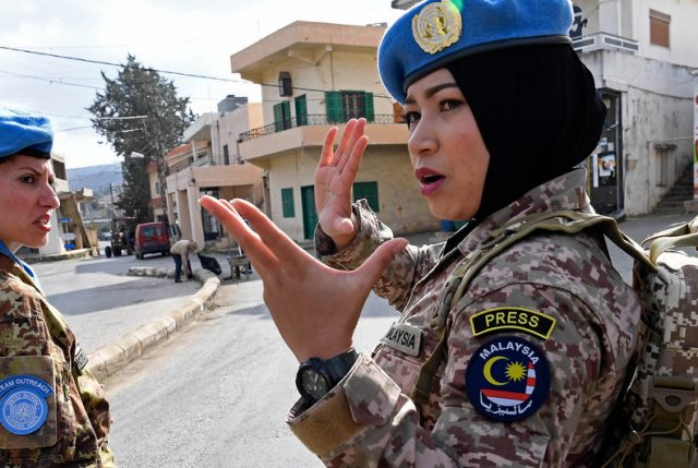 ONU aumentará en 35%  participación de mujeres en Misiones de Paz  para 2028