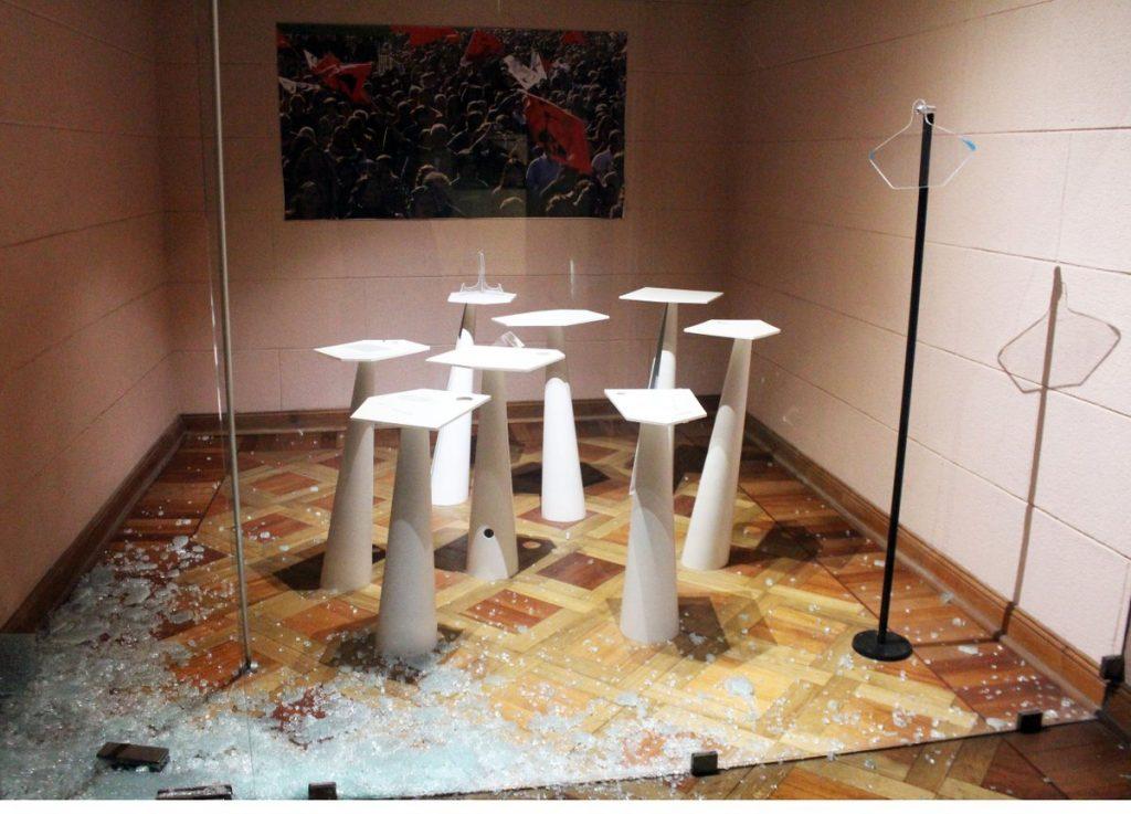 Roban objetos de ex Presidente Allende desde museo ubicado en Barrio República en Santiago